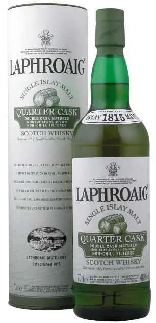 Laphroaig Quarter Cask.
