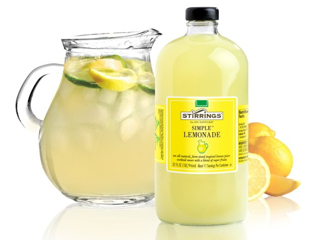 Stirrings Lemonade