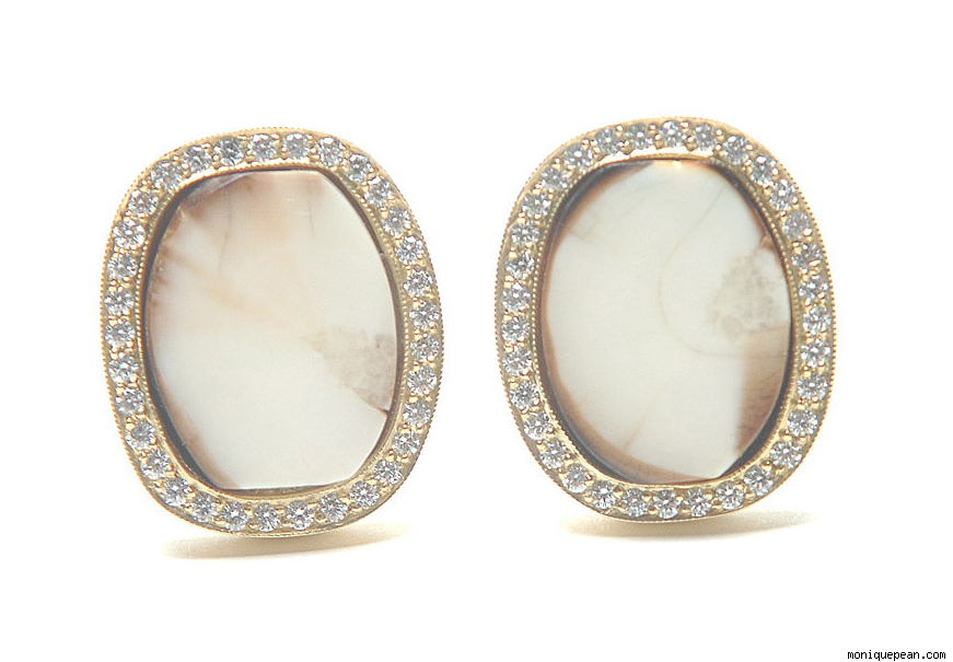 Olanna Diamond Earrings