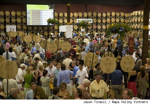 Barrel Auction