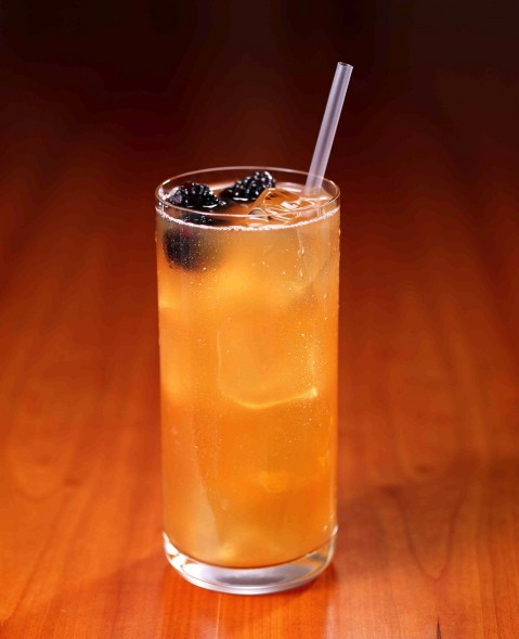 Big Brown Triple Crown Cocktail