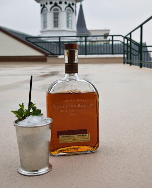 Woodford Mint Julep.