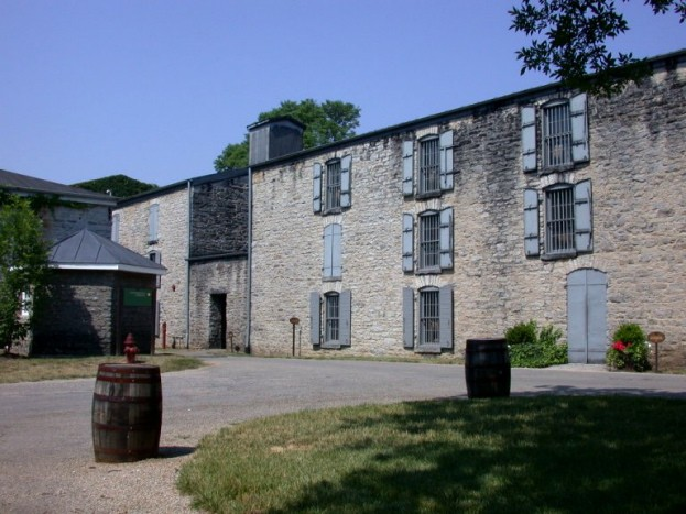Woodford Reserve Distillery.