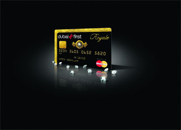 Dubai's Diamond Credit Card