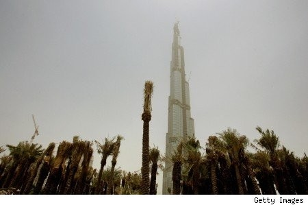 The Burj Dubai