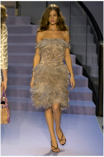 An Asprey runway look.