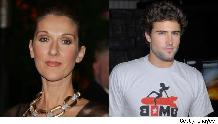 Celine Dion and Brody Jenner