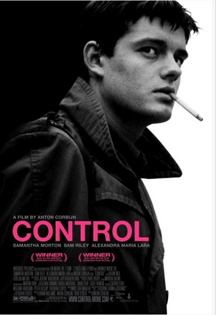 The Control poster,