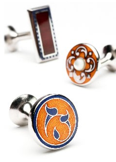 Cufflinks by Prince Charles