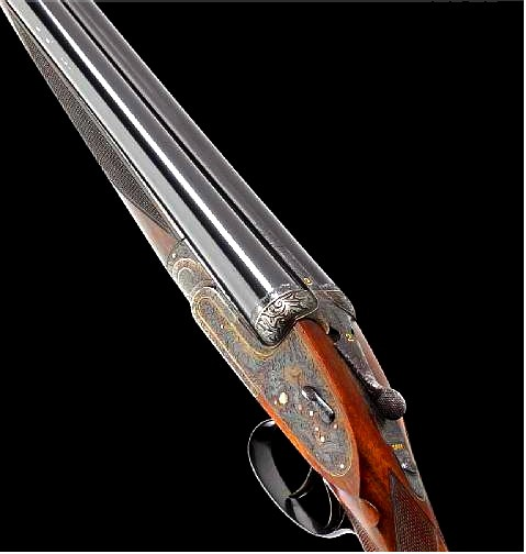 Holland & Holland 12-bore 'Royal' sidelock ejector