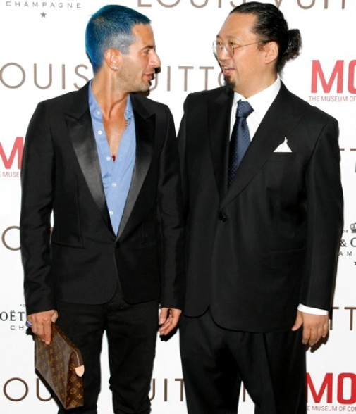 Jacobs and Vuitton collaborator Takashi Murakami