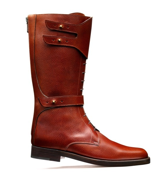 John Lobb riding boot.