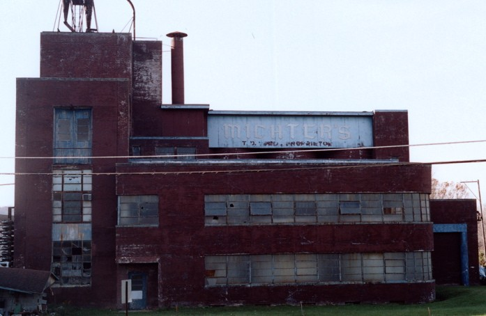 The abandoned distillery
