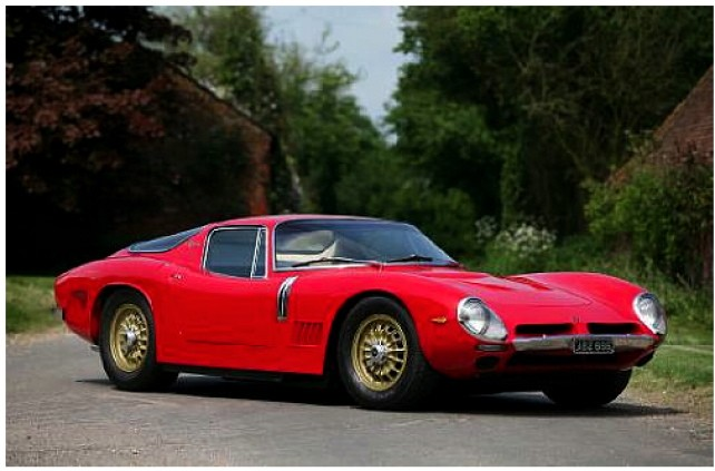 1968 Bizzarrini GT Strada 5300 coup