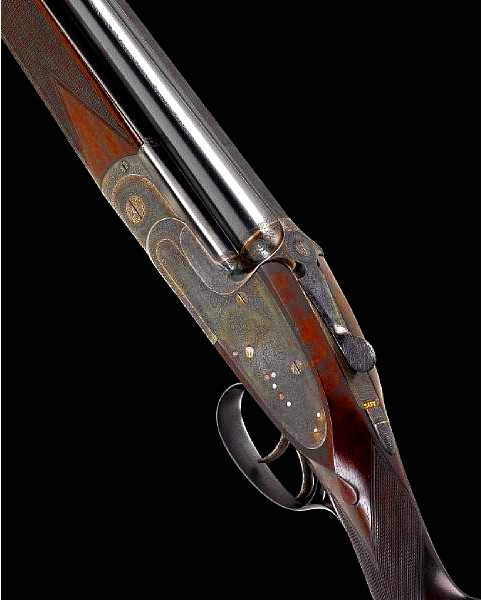 J. Woodward 12-bore over-and-under