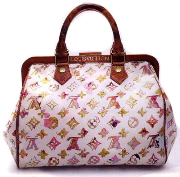 LV bag by Richard Prince