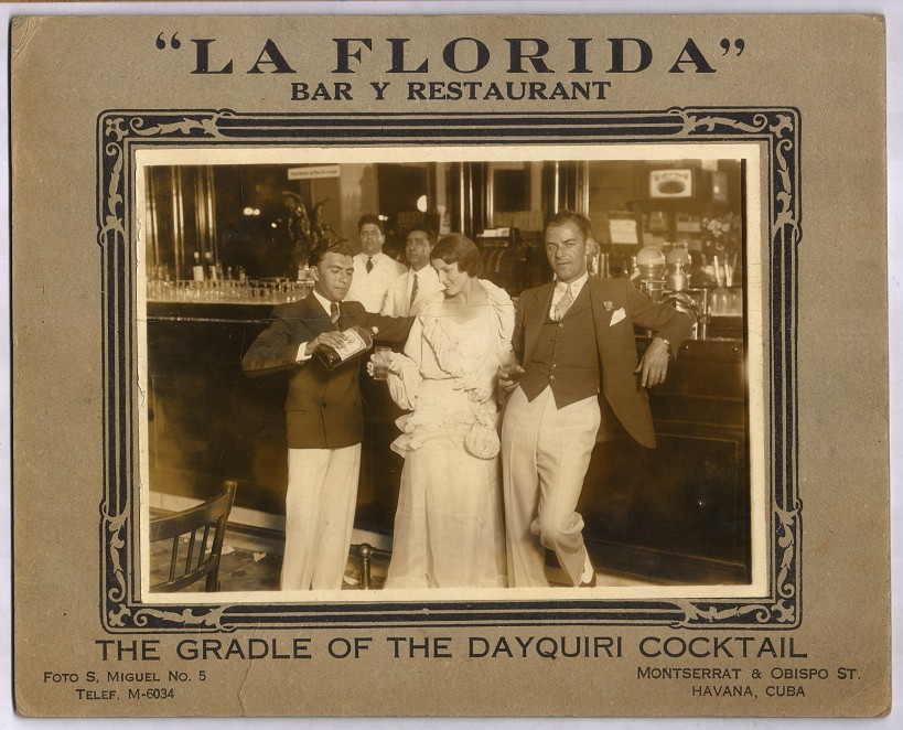 La Florida during Prohibition