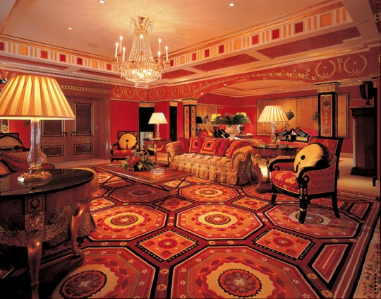 Royal Suite, Burj Al Arab