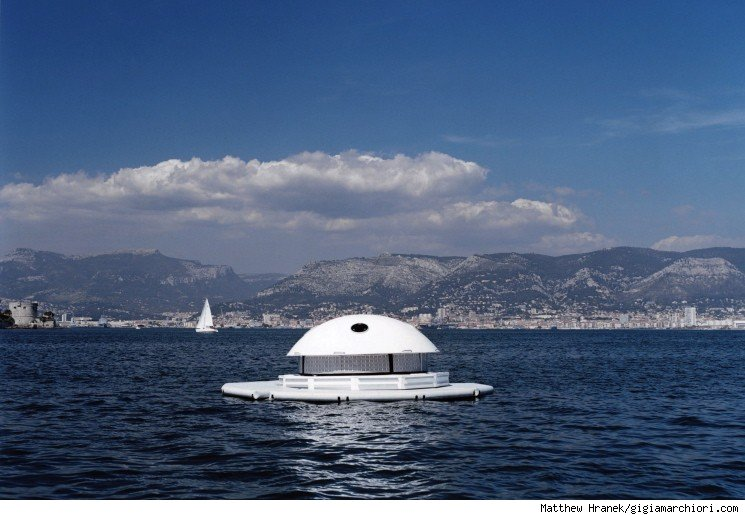 Floating House, St. Tropez, France