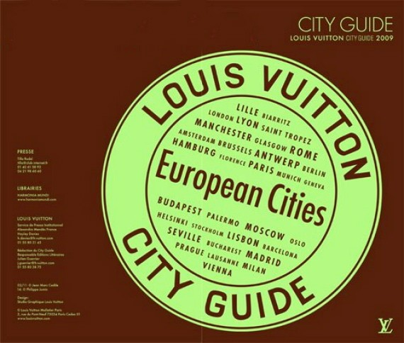 European Cities cover
