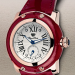 Glam Rock Miami Watch, Red