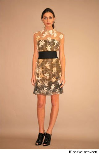 Rachel Roy design, Resort 2009