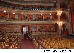 Teatro Juarez in Guanajuato, Mexico