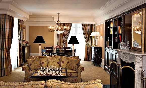 Ritz-Carlton Suite, Moscow