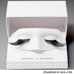 Viktor & Rolf False Eyelashes Swirl Couture