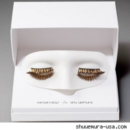 Viktor & Rolf False Eyelashes Rhombus Couture