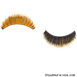 False Eyelashes Flip Color