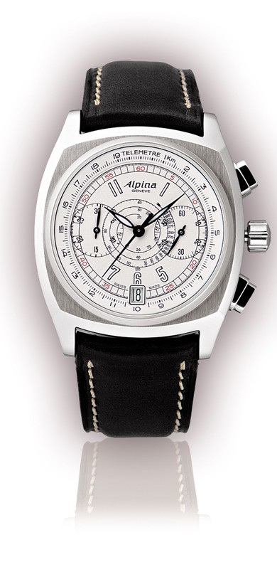 Heritage chronograph