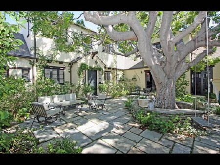 Joss Whedon mansion in Los Angeles