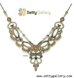 Casa Blanca Necklace, $556.00