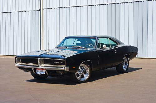 1969 Dodge Charger Coupe