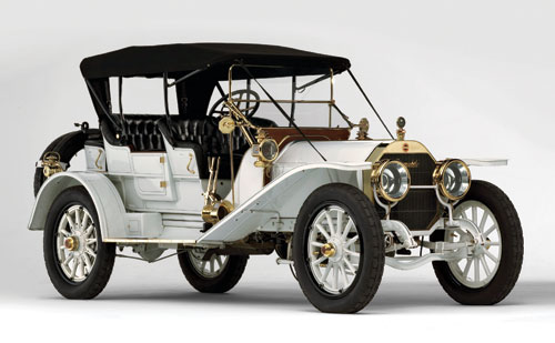1913 Locomobile Model M-48-3 Four-Passenger Baby Tonneau