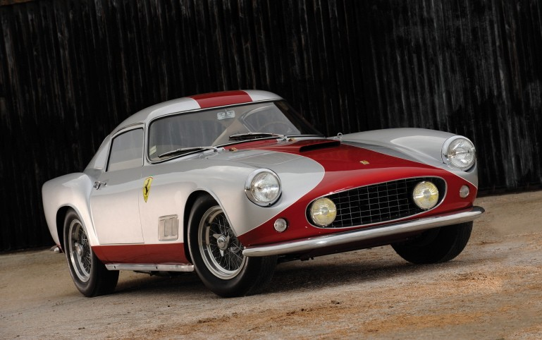 1959 Ferrari 250 GT Tour de France Berlinetta
