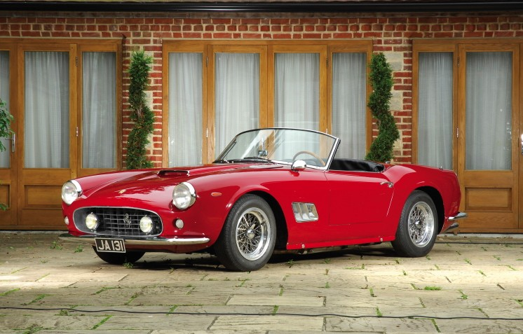 1963 Ferrari 250 GT SWB California Spyder  