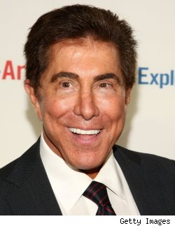 Last night I saw Steve Wynn on