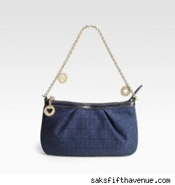 Fendi Pouchette Shoulder Bag, $410