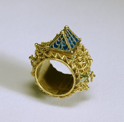 Jewish Marriage Ring