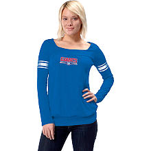 Touch By Alyssa Milano New York Giants Women's Long Sleeve Top