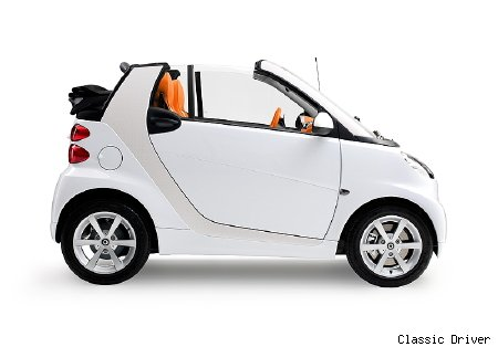 The Hermes Smart Car - Luxist