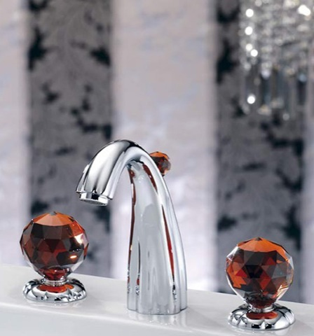 Joerger Crystal Bath Faucets