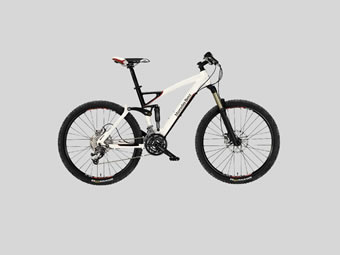 Comfort Edition mountain bike