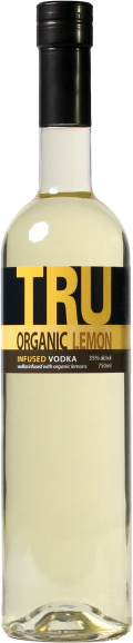 TRU lemon vodka