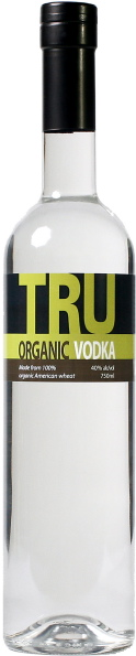 TRU straight vodka
