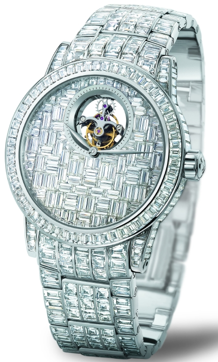 Blancpain Tourbillon Diamants