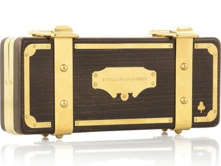 Melamine East West Clutch by Stella McCartney