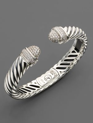 Pave Waverly Bracelet